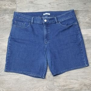 Riders by Lee denim shorts size 18
